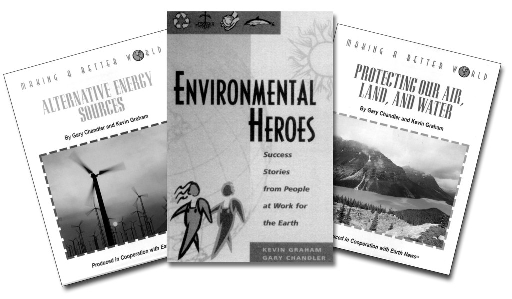 sustainability authors and consultants